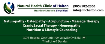 Natural Health Clinic of Halton