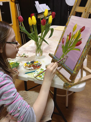 STREETdog ARTSTUDiO  - ART LESSONS with Patricia Carrasquilla. Painting, Sculpture, Drawing, Photography for children, teens, and adults. Art classes in Oakville.  Painting classes in Oakville. Photography classes in Oakville.