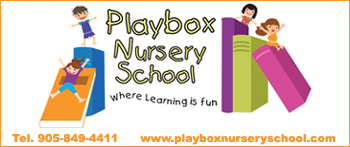 Playbox Nursery School in Oakville