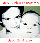 DS Wall Art - Portrait paintings, rock and roll paintings in Oakville. Celebrity paintings in Oakville.