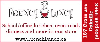 French Lunch in Oakville