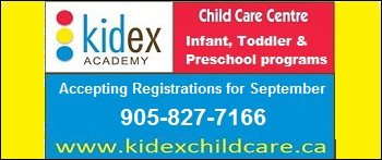 Kidex Academy in Oakville