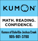 Kumon - Math. Reading tutoring in Oakville.