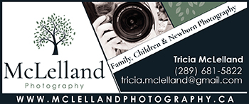 McLelland Photography - Oakville Portrait & Event Photographer