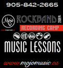Mojo Music - Oakville Music Lessons