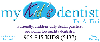 Pediatric Dentist in Oakville -  My Kids Dentist Oakville