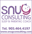 Snug Consulting in Oakville - Sleep and Parenting Coach