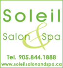 Soleil Salon & Spa  in Oakville