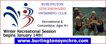 Burlington Synchro Swimming